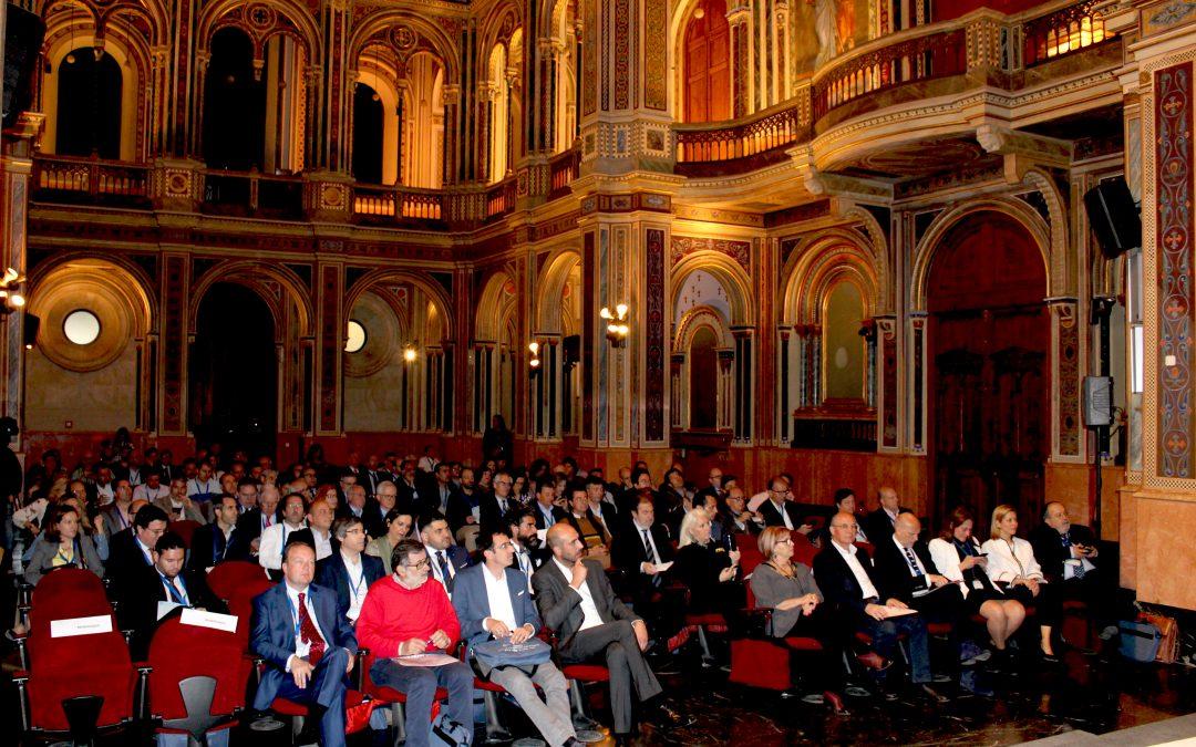 Cerca de 300 profesionales del sector viario han participado en el 24º Vyodeal celebrado en Valencia